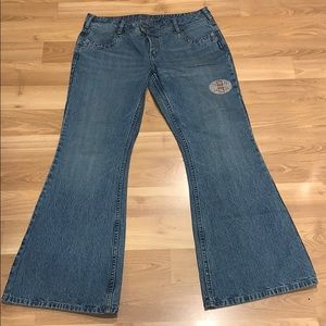 Silver jeans light washed jean size 34X31 NWT